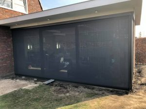 Gibus Screens - zonwering - van den eijnde veranda 1