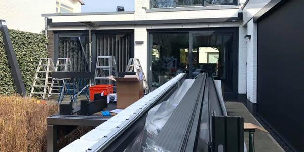 lameloverkapping - van den eijnde veranda - intro